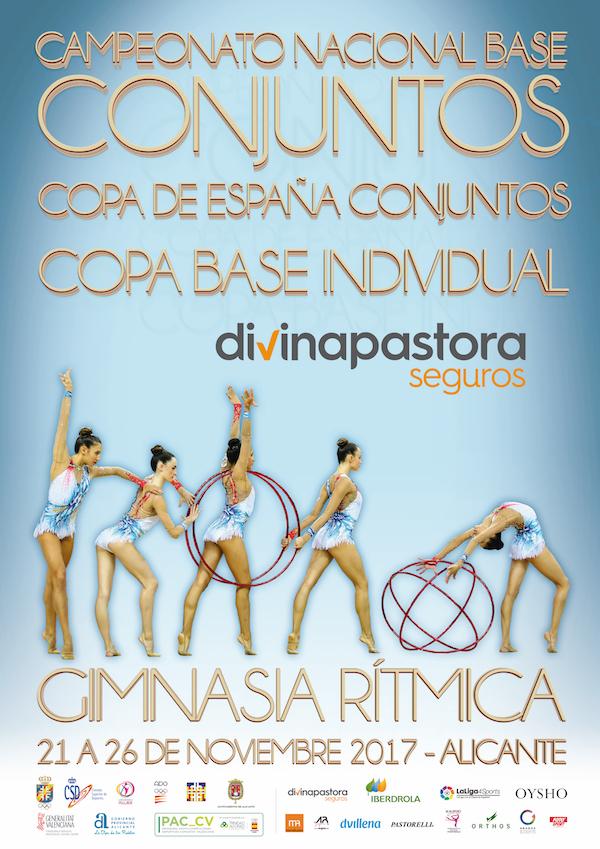 Campeonato Nacional Base - Copa España gimnasia rítmica